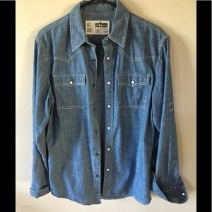 Western Style Chambray
